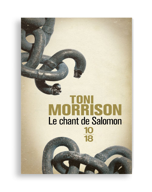 livre Le chant de Salomon